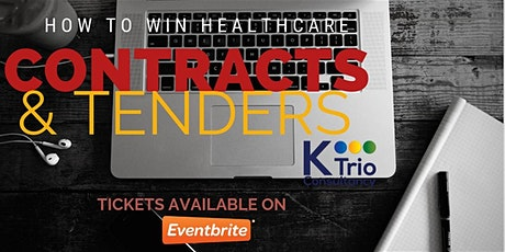 How to win Bids, Contracts & Tenders (LONDON Workshop) tickets