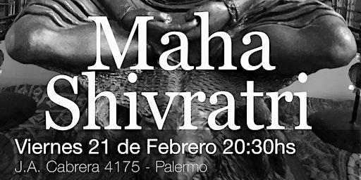 MAHA SHIVRATRI - La celebración de Shiva -