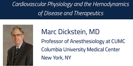 Cardiovascular Physiology and the Hemodynamics of Disease and Therapeutics
