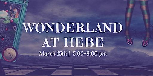 Wonderland at  HēBē
