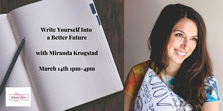 Self Care Saturday: Writing Yourself Into A Better Future tickets