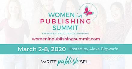 The Women in Publishing Summit tickets