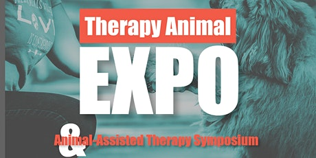 Therapy Animal Expo & Symposium tickets