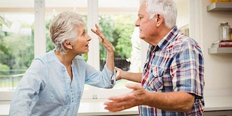 La gestione dei disturbi comportamentali nelle persone con demenza tickets