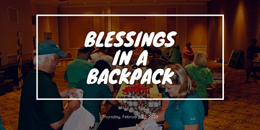Blessings in a Backpack Volunteer Opportunity