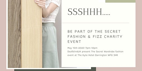 Fashion & Fizz Charity event tickets
