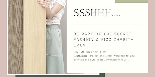 Fashion & Fizz Charity event