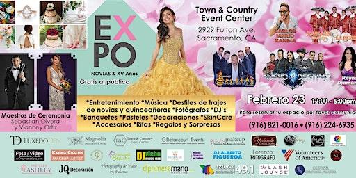 Expo Novias & Quinceaneras Febrero 23