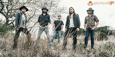 Lukas Nelson & Promise of the Real - The Naked Garden Tour tickets