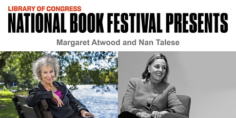 Margaret Atwood and Nan Talese tickets