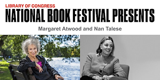 Margaret Atwood and Nan Talese
