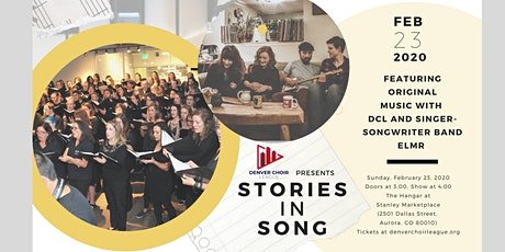 DCL - Stories in Song with ELMR tickets