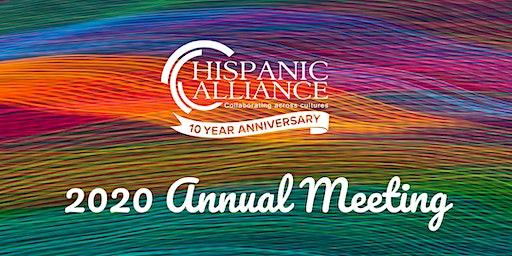 Hispanic Alliance 2020 Annual Meeting