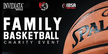 Family Basketball Charity Event tickets
