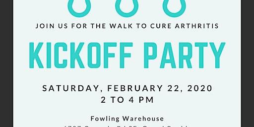 2020 WTCA Kickoff - Grand Rapids Walk to Cure Arthritis