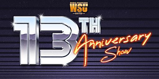 WSU  13th Anniversay Show