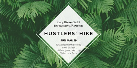 Hustlers' Hike: walks in nature tickets