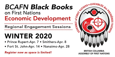 BCAFN Black Books Regional Sessions tickets