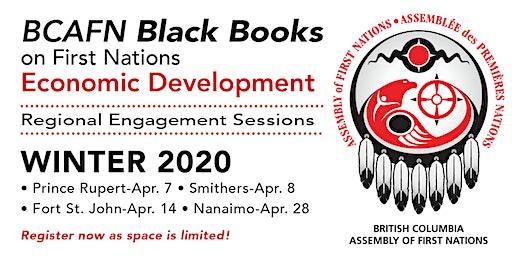 BCAFN Black Books Regional Sessions