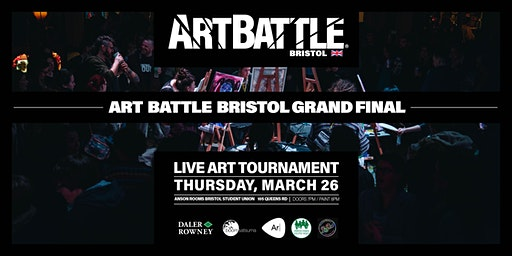 Art Battle Bristol Grand Final - 26 March, 2020