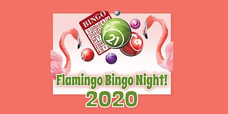 Flamingo Bingo Night 2020! tickets