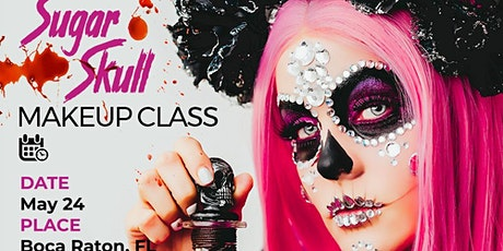 Sugar Skull SFX Makeup - Boca Raton, FL tickets