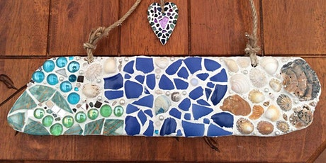 Mosaic Workshop at Flavour Like Fancy tickets