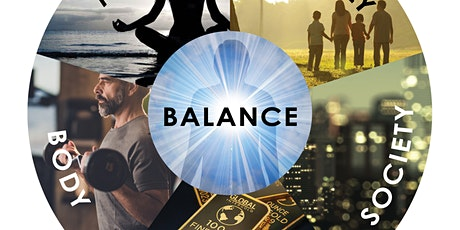 Five Pillars Plan  For A Balanced Lifestyle tickets