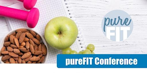 pureFIT Conference Sonntag