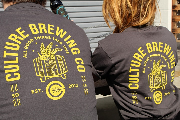 CULTURE BREWING CO 7-YEAR ANNIVERSARY image