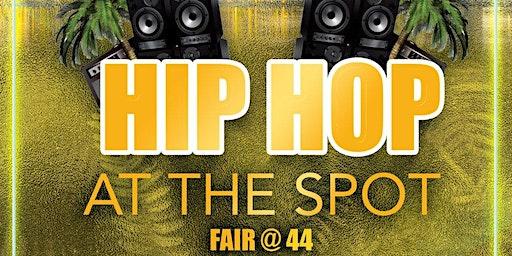 Hip Hop At The Spot