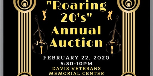 Davis Parent Nursery School Roaring 20s Annual Auction