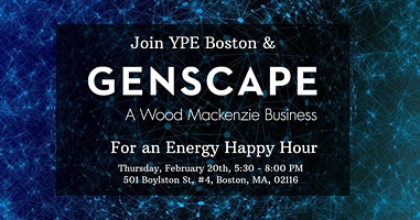 Genscape Energy Happy Hour