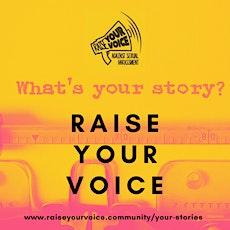 Hear My Story tickets