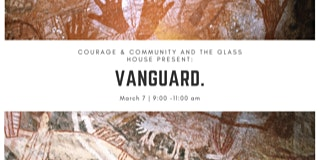 VANGUARD: PAINTING TO REMEMBER.  Join us for a morning of encouragement.