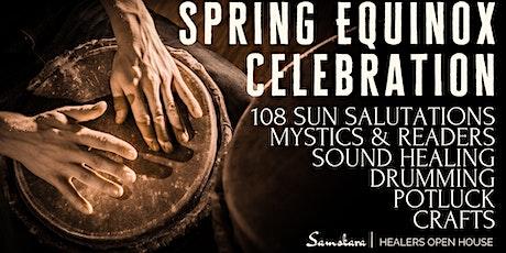 Spring Equinox Celebration at Samskara Yoga & Healing tickets