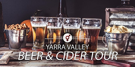 Beer & Cider Singles Tour | Age 24-39 | March tickets