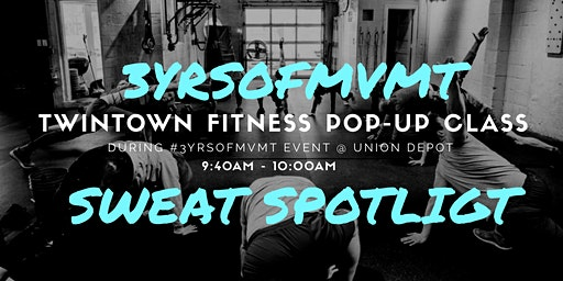 TwinTown Fitness #3YRSOFMVMT
