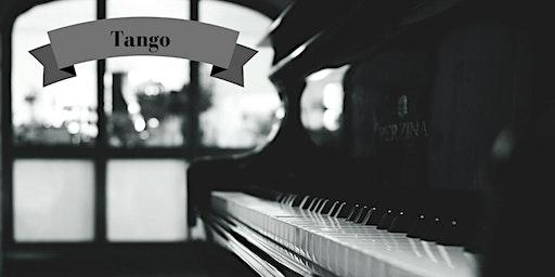 Tango no Porão com Lautaro Greco