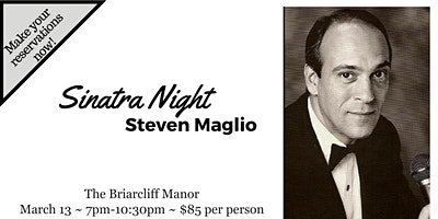 Sinatra Night March 2020