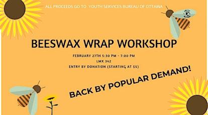 UFA's Beeswax Wrap Workshop! tickets