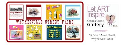 Waynesville Street Faire - September 12, 2020