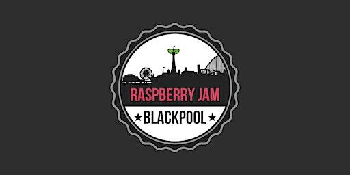Blackpool Raspberry Jam March 2020