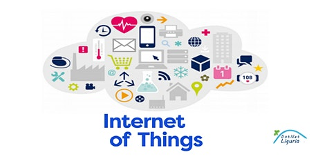 Ligurian IoT conference: Presente e futuro dell'Internet of Things biglietti