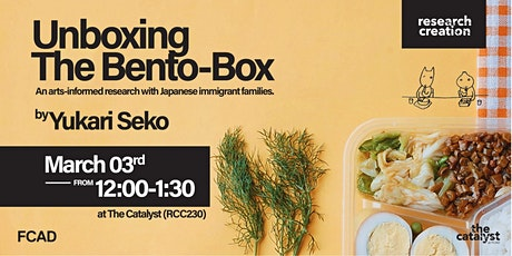 Research Creation with Yukari Seko tickets