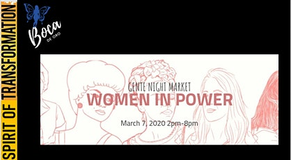 Women In Power Gente Night Market tickets