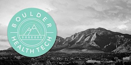 Boulder(ing) Health Tech Meetup #4 | February 26 tickets