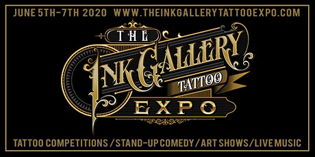 THE INK GALLERY TATTOO EXPO tickets