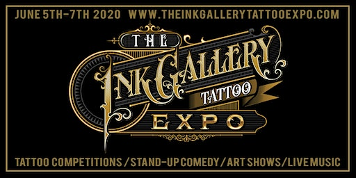 THE INK GALLERY TATTOO EXPO