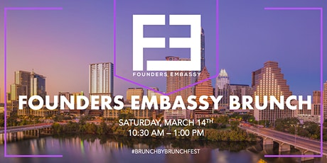 Founders Embassy Brunch tickets